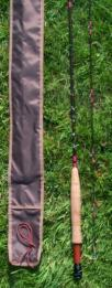 Each rod built is supplied complete with a quality rod-bag and aluminium Tube